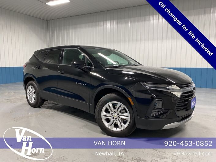 2019 Chevrolet Blazer Base Plymouth WI