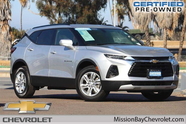 2019 Chevrolet Blazer Base San Diego CA