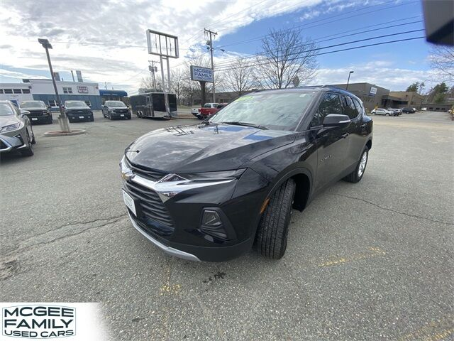 2019 Chevrolet Blazer Base White River Junction VT