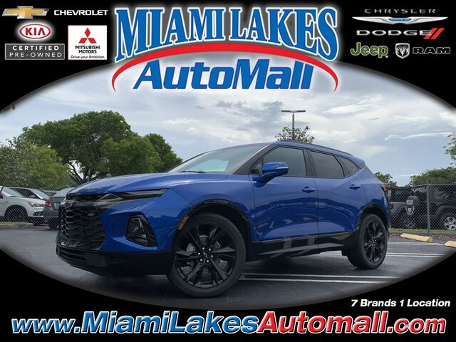 2019 Chevrolet Blazer RS Miami Lakes FL