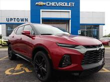 2019_Chevrolet_Blazer_RS_ Milwaukee and Slinger WI