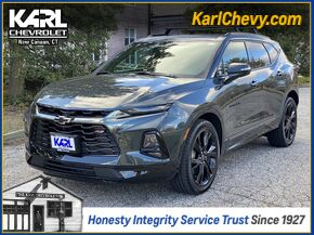 2019_Chevrolet_Blazer_RS_ New Canaan CT