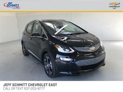 2019_Chevrolet_Bolt EV_Premier_ Dayton area OH