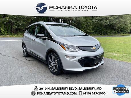 2019_Chevrolet_Bolt EV_Premier_ Salisbury MD