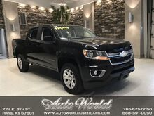 2019_Chevrolet_COLORADO LT CREW 4X4__ Hays KS