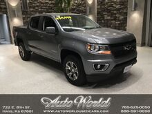 2019_Chevrolet_COLORADO Z-71 CREW 4X4__ Hays KS