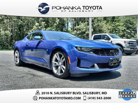 2019_Chevrolet_Camaro_1LT_ Salisbury MD