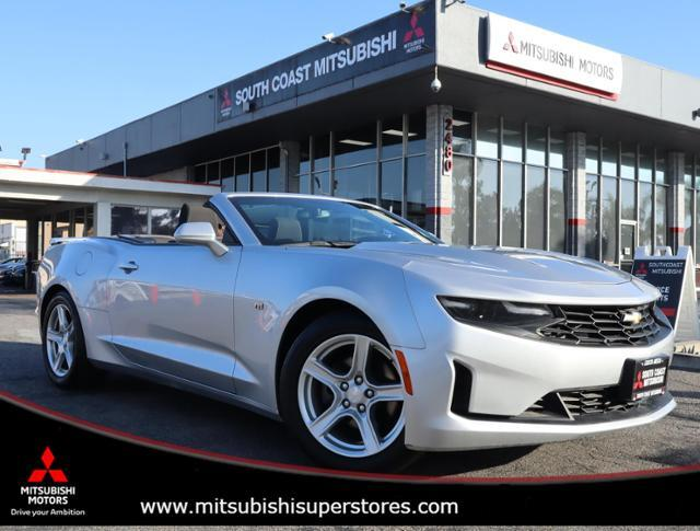 Used Chevrolet Camaro Costa Mesa Ca