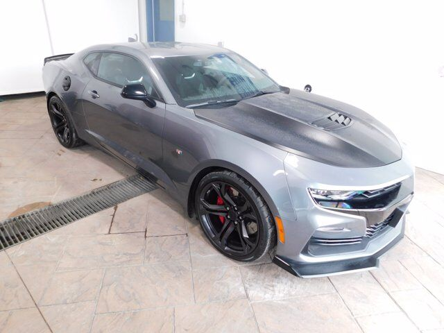 2019 Chevrolet Camaro 1SS 2 DR COUPE *MANUAL* Listowel ON