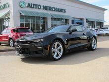 2019_Chevrolet_Camaro_2SS Coupe APPLE CAR PLAY, BACK-UP CAMERA, NAVIGATION, BLIND SPOT MONITORING, HEATED STEERING WHEEL_ Plano TX