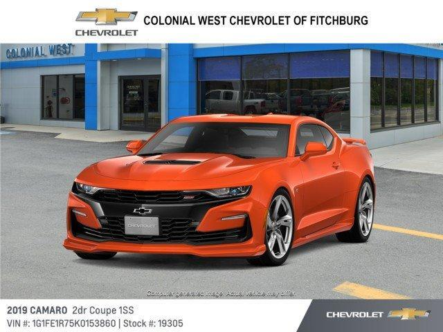 2019 Chevrolet Camaro 2dr Cpe 1SS Fitchburg MA