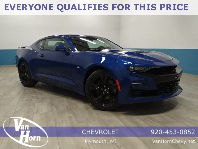 2019 Chevrolet Camaro SS Plymouth WI