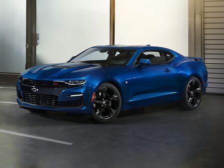2019_Chevrolet_Camaro_SS_ Salisbury MD