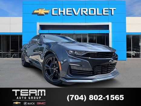 2019_Chevrolet_Camaro_SS_ Salisbury NC