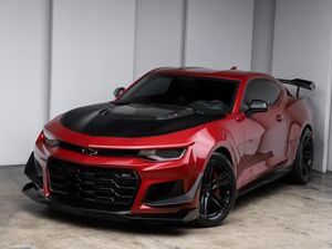 2019_Chevrolet_Camaro_ZL1_ Akron OH