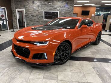 2019_Chevrolet_Camaro_ZL1_ Worcester MA