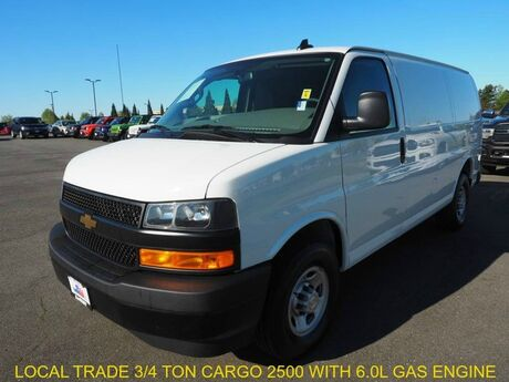 2019 Chevrolet Cargo Van 2500 Express Burlington WA