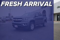 2019_Chevrolet_Colorado_2WD LT_ Mission TX