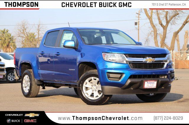 2019 Chevrolet Colorado 2WD LT Patterson CA