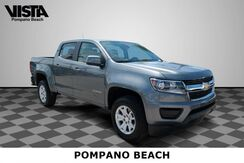 2019_Chevrolet_Colorado_2WD LT_
