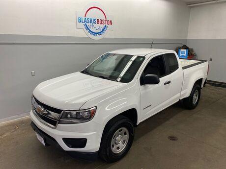 2019 Chevrolet Colorado 2WD Work Truck Holliston MA