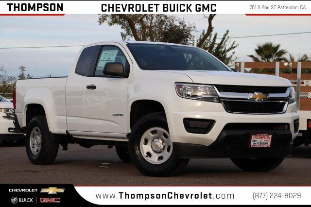 2019 Chevrolet Colorado 2WD Work Truck Patterson CA