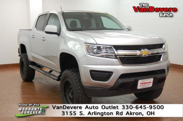 2019 Chevrolet Colorado 4WD LT Akron OH