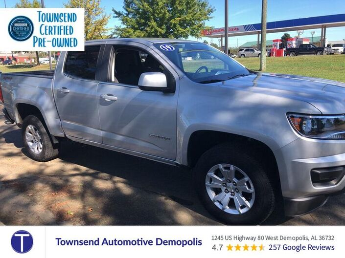 2019 Chevrolet Colorado 4WD LT Demopolis AL