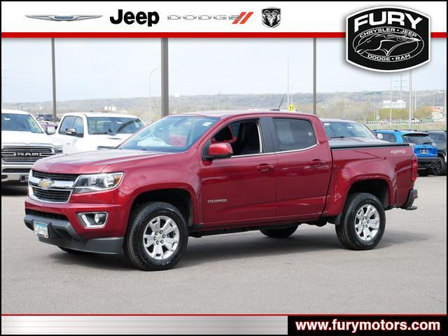 2019 Chevrolet Colorado 4WD LT St. Paul MN
