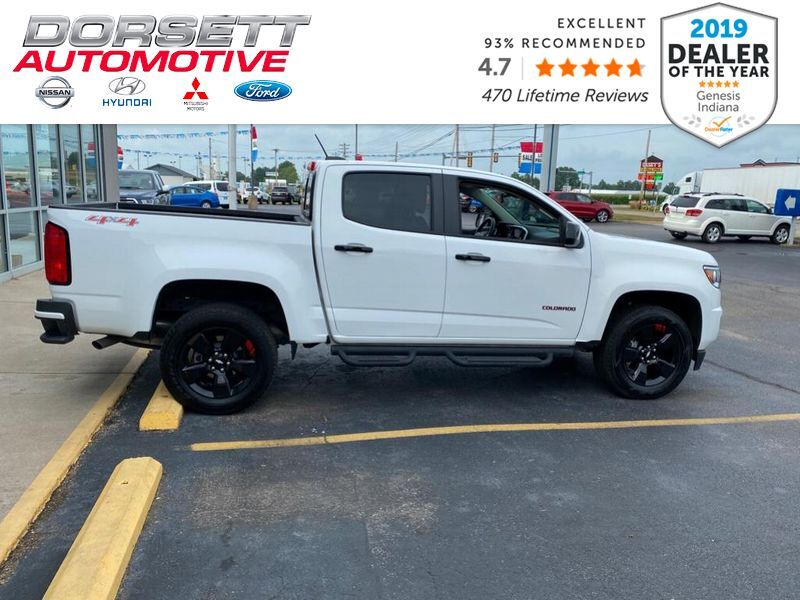 2019 Chevrolet Colorado 4WD LT Marshall IL