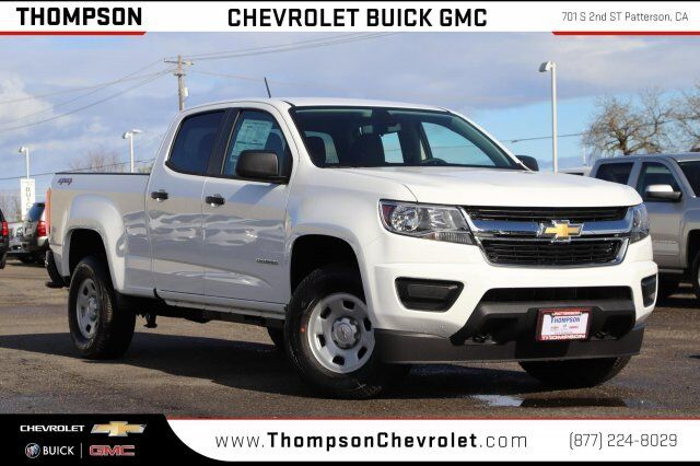 2019 Chevrolet Colorado 4WD Work Truck Patterson CA
