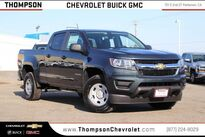 Chevrolet Colorado 4WD Work Truck 2019