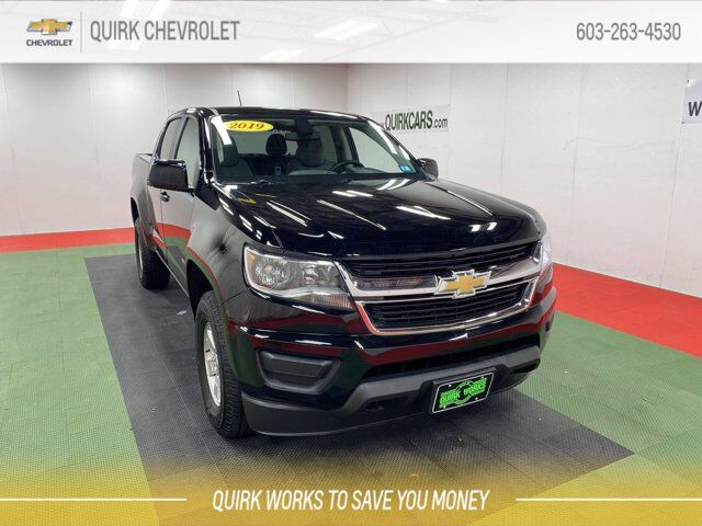 2019 Chevrolet Colorado 4WD Work Truck Manchester NH