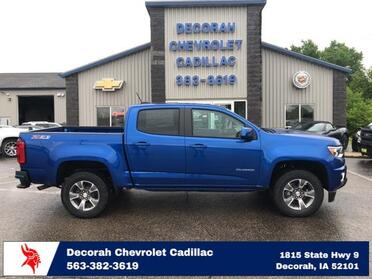 2019_Chevrolet_Colorado_4WD Z71_ Decorah IA