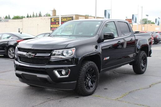 2019 Chevrolet Colorado 4WD Z71 Fort Wayne Auburn and Kendallville IN