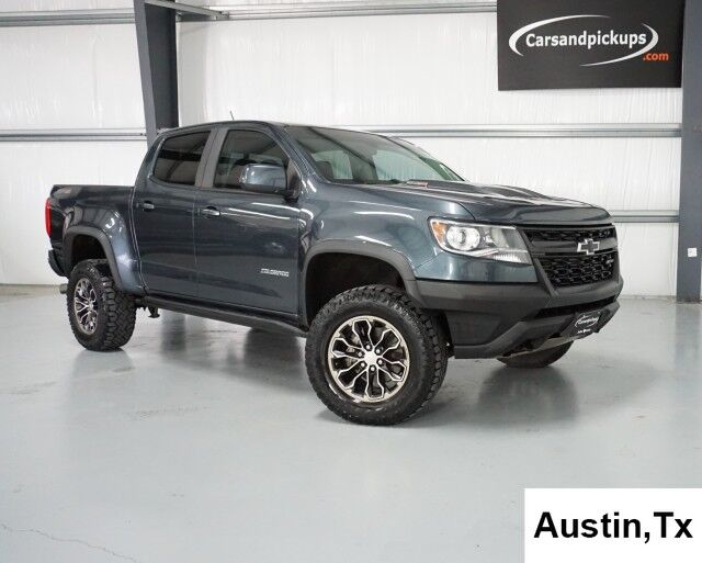 2019 Chevrolet Colorado 4WD ZR2 Dallas TX