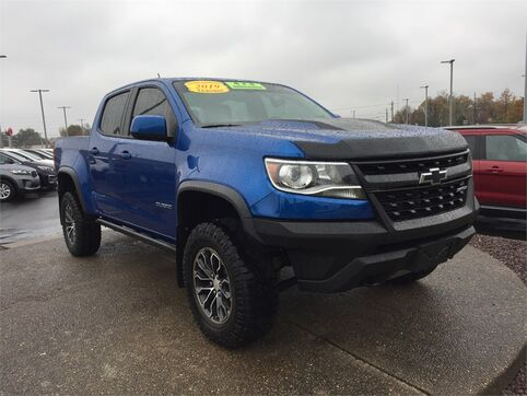 2019_Chevrolet_Colorado_4WD ZR2_ Evansville IN