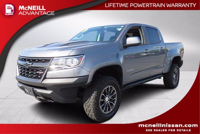 2019 Chevrolet Colorado 4WD ZR2 High Point NC