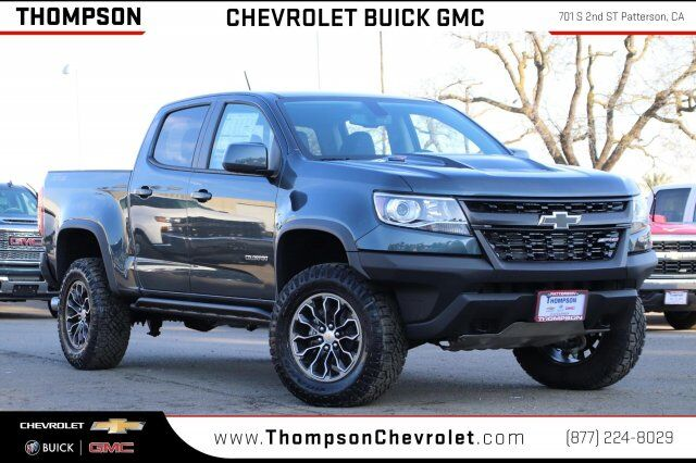 2019 Chevrolet Colorado 4WD ZR2 Patterson CA