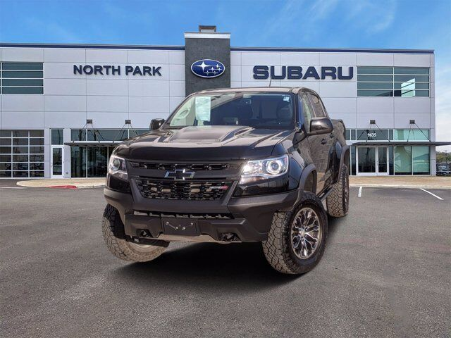 2019 Chevrolet Colorado 4WD ZR2 San Antonio TX