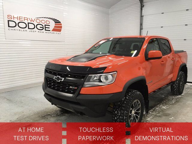 2019 Chevrolet Colorado 4WD ZR2 Sherwood Park AB