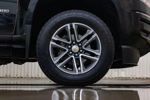 2019 Chevrolet Colorado 4x4 Crew Cab LT BCam PSeat Red Deer AB