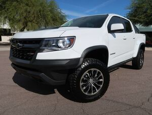 2019_Chevrolet_Colorado_Crew Cab 4WD ZR2_ Scottsdale AZ