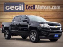 2019_Chevrolet_Colorado_LT_  TX