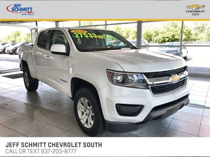 2019_Chevrolet_Colorado_LT_ Dayton area OH