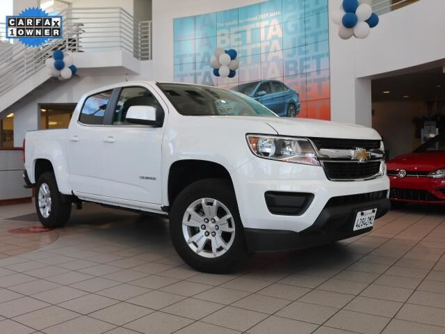 2019 Chevrolet Colorado LT Downtown LA CA