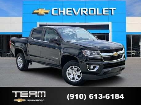 2019_Chevrolet_Colorado_LT_ Goldsboro NC