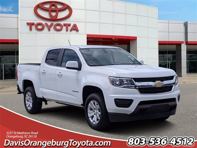 2019 Chevrolet Colorado LT Orangeburg SC