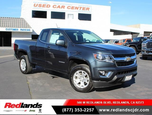 2019 Chevrolet Colorado LT Redlands CA