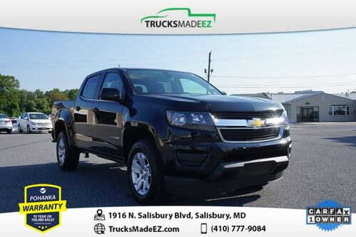 2019_Chevrolet_Colorado_LT_ Salisbury MD